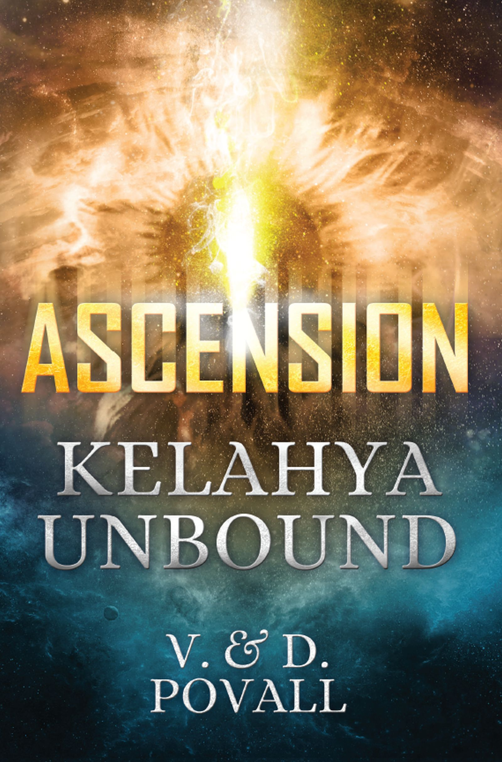 Ascension Kelahya Unbound Cover